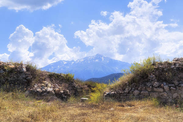 Wall Art - Photograph - Dedegol Mountain - Turkey by Joana Kruse