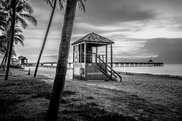 Wall Art - Photograph - Deerfield Beach  by Louis Ferreira