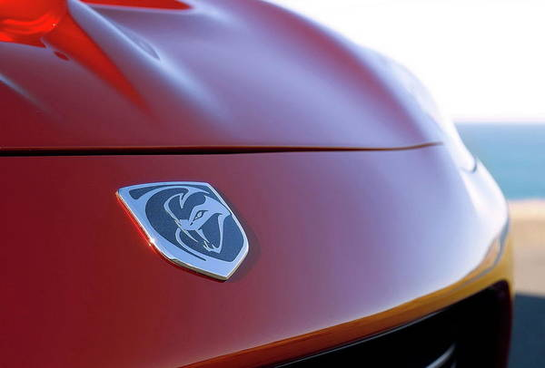 Sports Digital Art - Dodge Viper by Super Lovely