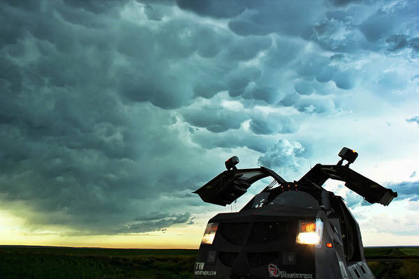 Photograph - Dominating The Storm by Ryan Crouse