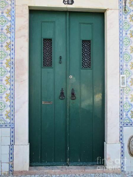 Photograph - Door In Estremoz by Chani Demuijlder