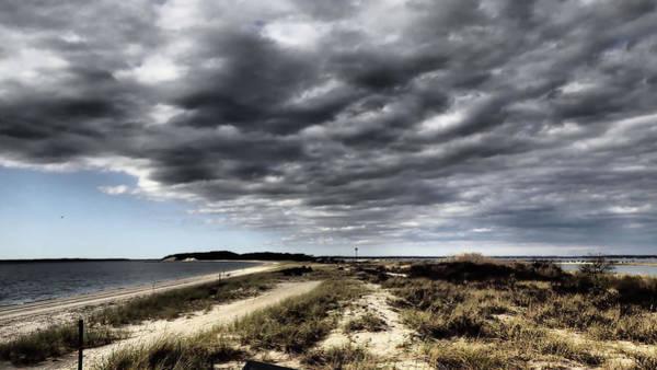 Photograph - Dramatic Landscape At Elizabeth Morton by Susan Jensen