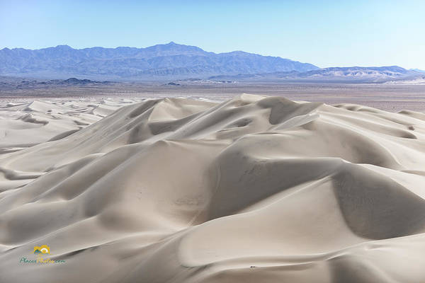 Photograph - Dumont Dunes 2 by Jim Thompson