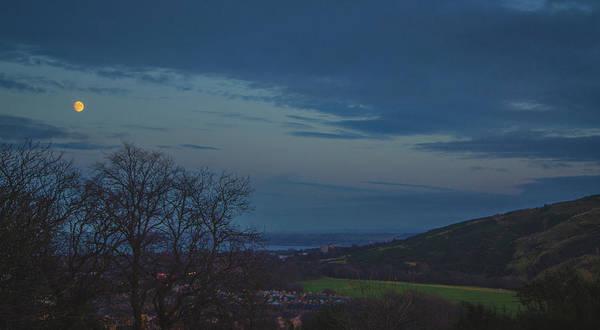 Photograph - Dusk Over The Calton Hill by Edyta K Photography