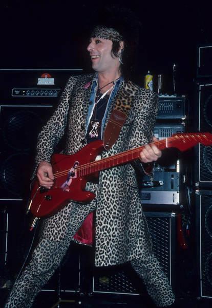 Photograph - Earl Slick Of Phantom Rocker And Slick by Rich Fuscia