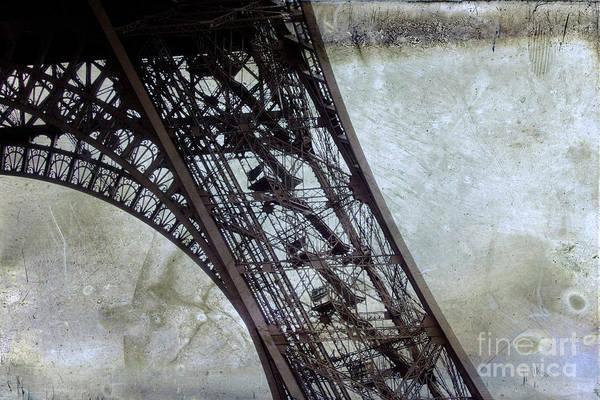 Wall Art - Photograph - Eiffel Tower by Bernard Jaubert