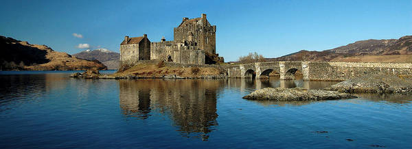 Photograph - Eilean Donan Castle by Gavin Macrae