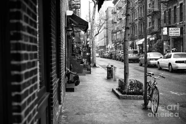 Photograph - Empty Greenwich Village by John Rizzuto