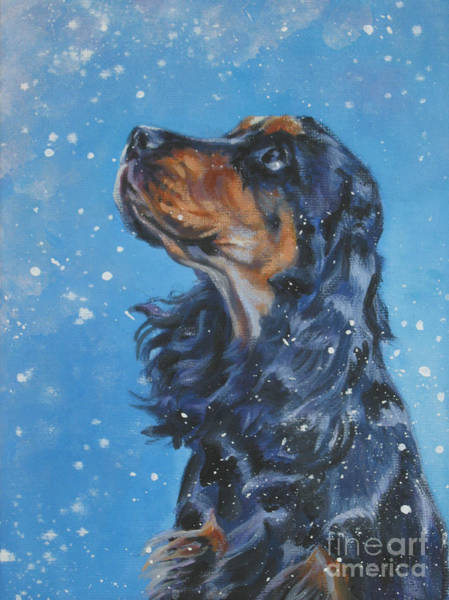 Cocker Spaniel Painting - English Cocker Spaniel by Lee Ann Shepard