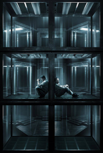 Escape Digital Art - Escape Plan 2013  by Geek N Rock