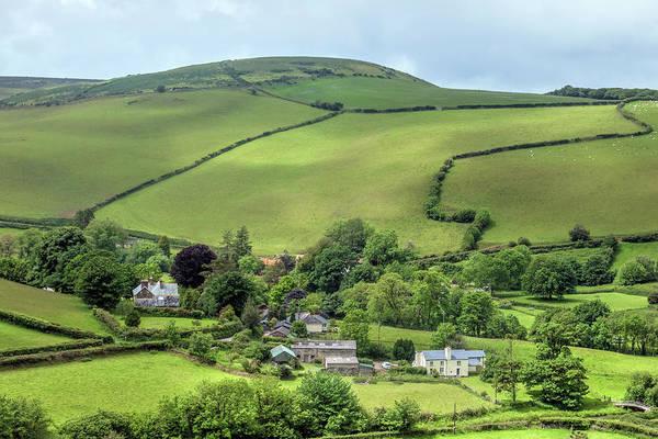 Exmoor Photograph - Exmoor - England by Joana Kruse