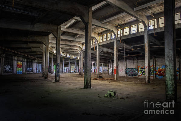 Roundhouse Photograph - Finley Roundhouse, Birmingham, Alabama by Martin Williams