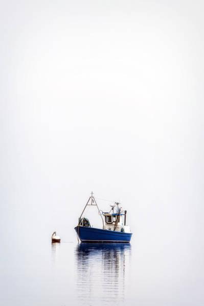 Fishing Tackle Photograph - Fishing Boat by Joana Kruse