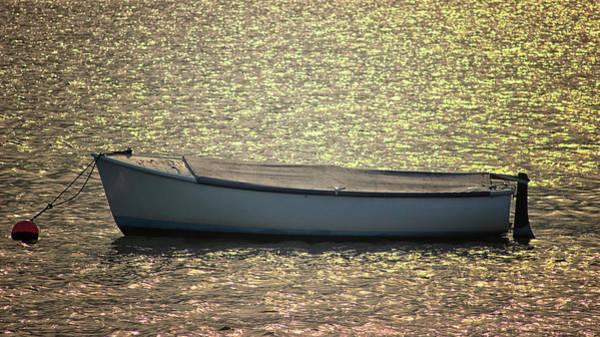 Tug Boat Photograph - Fishing Boat by Martin Newman