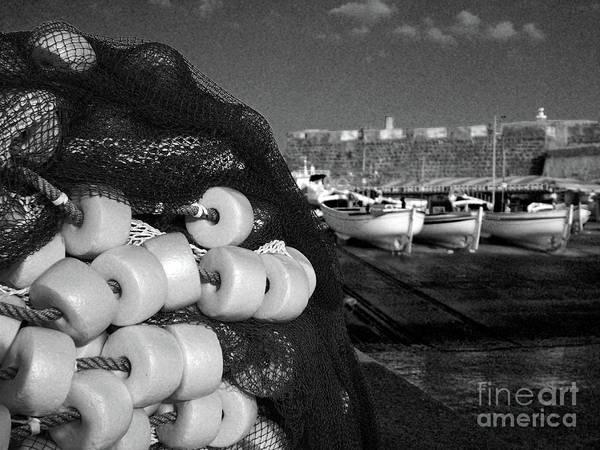 Wall Art - Photograph - Fishing Nets by Gaspar Avila