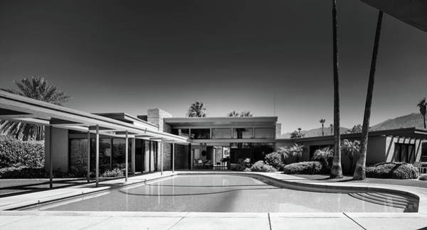 Wall Art - Photograph - Frank Sinatra's Twin Palms Estate by Mountain Dreams