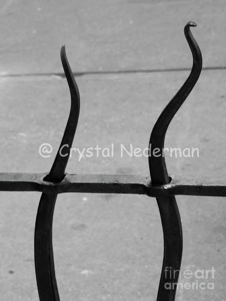 Photograph - H-7 by Crystal Nederman