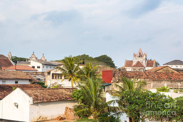 Photograph - Galle Fort In Sri Lanka by Didier Marti