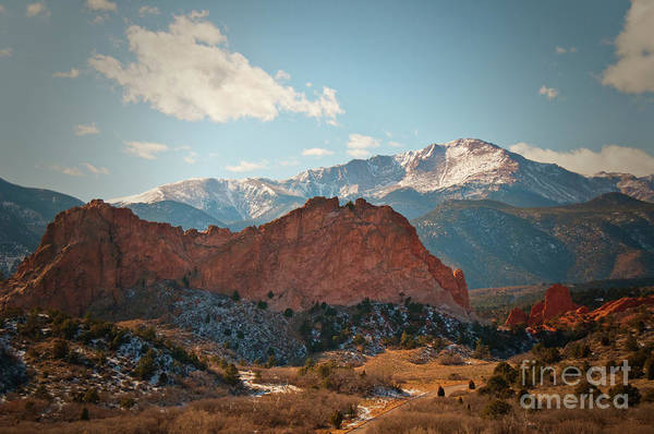 Photograph - Garden Of The Gods by David Waldrop