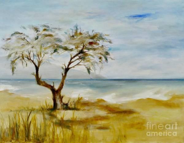 Painting - Georgioupolis Beach by Karina Plachetka
