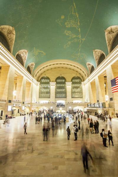 Photograph - Grand Central Terminal by Robert J Caputo