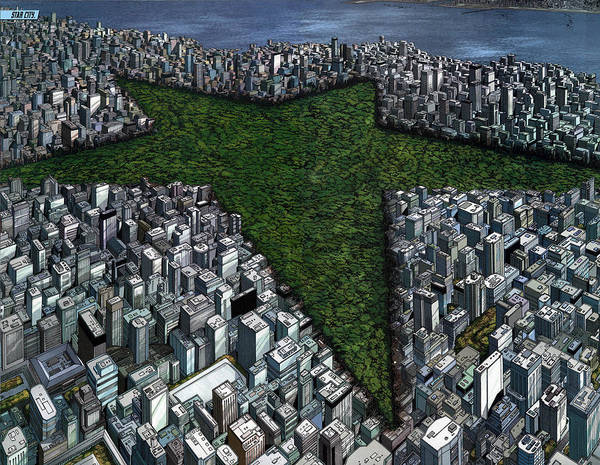 Green Digital Art - Green Arrow by Maye Loeser