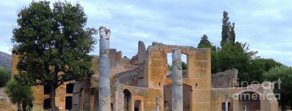 Wall Art - Photograph - Hadrians Villa by Mindy Newman