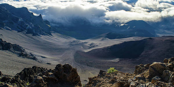 Photograph - Haleakala Crater by Jeff Phillippi