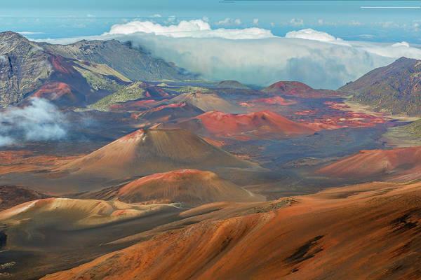 Wall Art - Photograph - Haleakala Crater by Kelley King