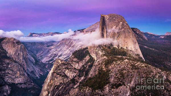 Photograph - Half Dome by Anthony Michael Bonafede