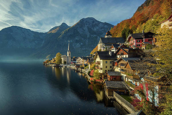 Wall Art - Photograph - Hallstatt by Martin Podt