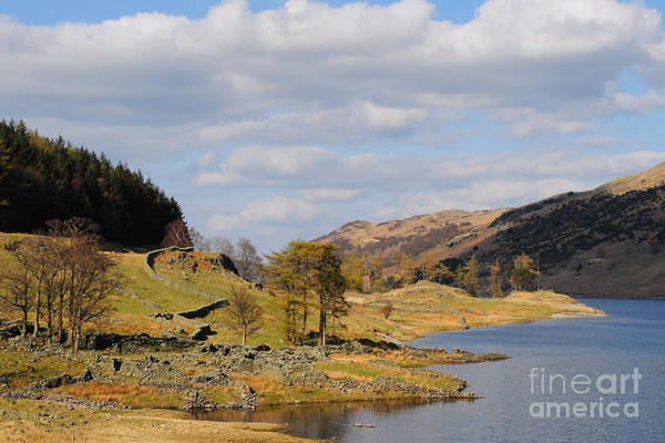 Lake District Photograph - Haweswater by Smart Aviation