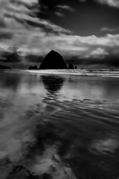 Photograph - Haystack Rock by David Patterson