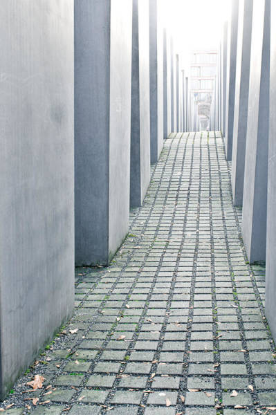 Holocaust Photograph - Holocaust Memorial by Tom Gowanlock