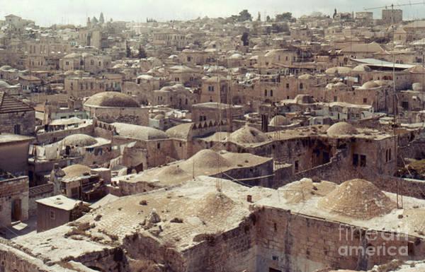 Photograph - Holy Land: Jerusalem by Granger