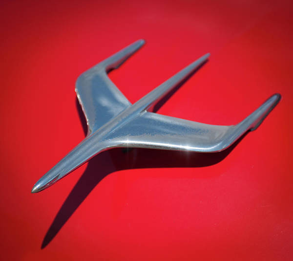 Photograph - Hood Ornament by Bud Simpson