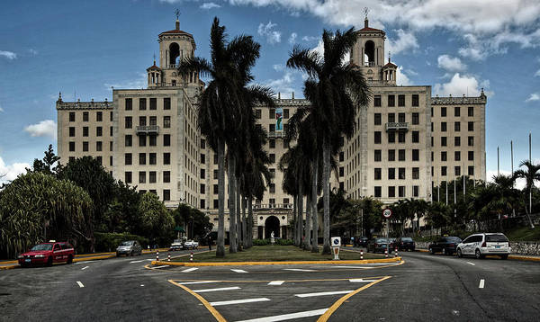 Wall Art - Photograph - Hotel Nacional - Havana by Mountain Dreams