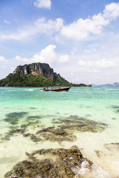 Photograph - Idyllic Island In Krabi In South Thailand by Didier Marti