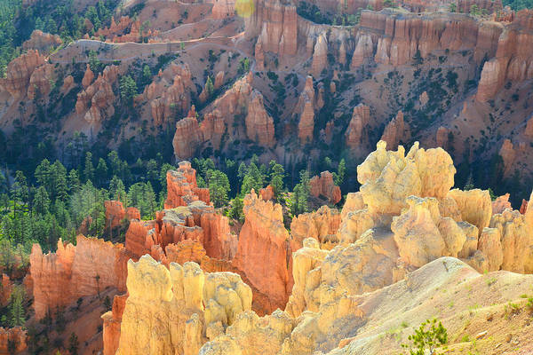 Photograph - Inspiration Point by Ray Mathis