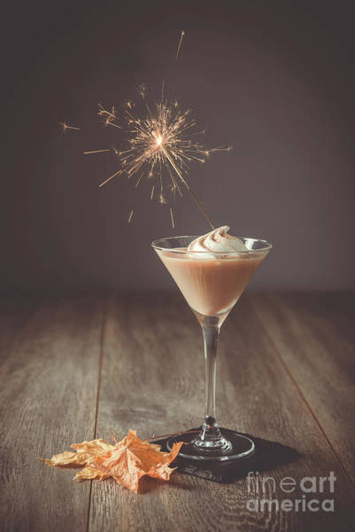 Cocktail Shaker Photograph - Irish Cream Liqueur by Amanda Elwell