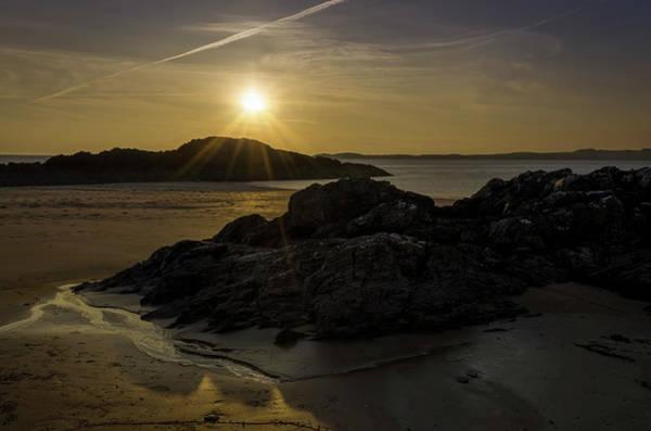 Photograph - Island Sunset by Ian Mitchell