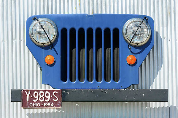 Photograph - D3g59 Jeep by Ohio Stock Photography