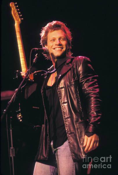 Wall Art - Photograph - Jon Bon Jovi by Concert Photos