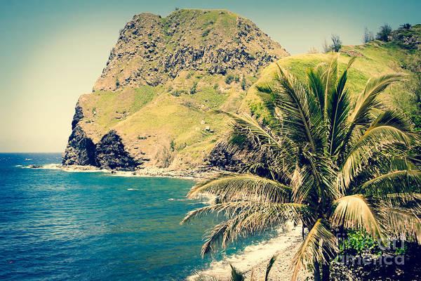 Photograph - Kahakuloa Maui Hawaii by Sharon Mau
