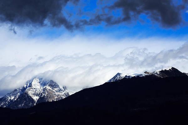 Wall Art - Photograph - Kamnik Alps by Ian Middleton