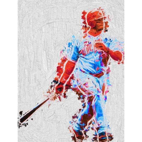Wall Art - Photograph - #kengriffeyjr #baseball #springtraining by David Haskett II