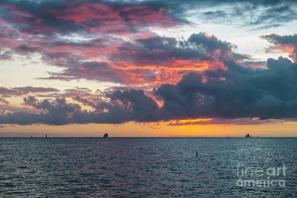 Photograph - Key West Sunset by Elena Elisseeva