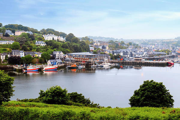 County Cork Wall Art - Photograph - Kinsale - Ireland by Joana Kruse