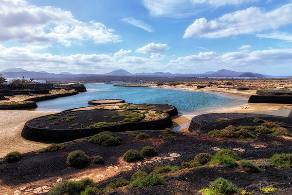 Lanzarote Photograph - La Santa - Lanzarote by Joana Kruse