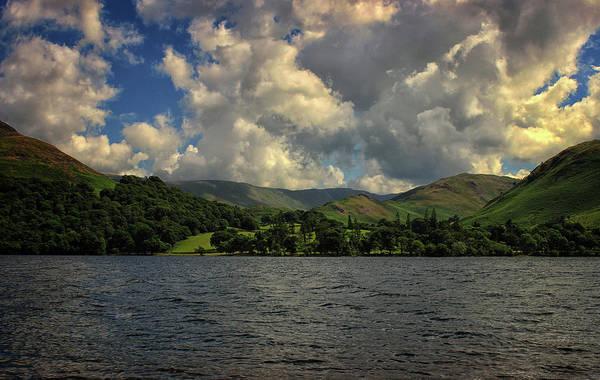 Lake District Wall Art - Photograph - Lake District  by Martin Newman